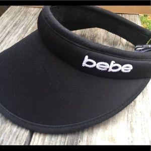 BeBe black sun visors